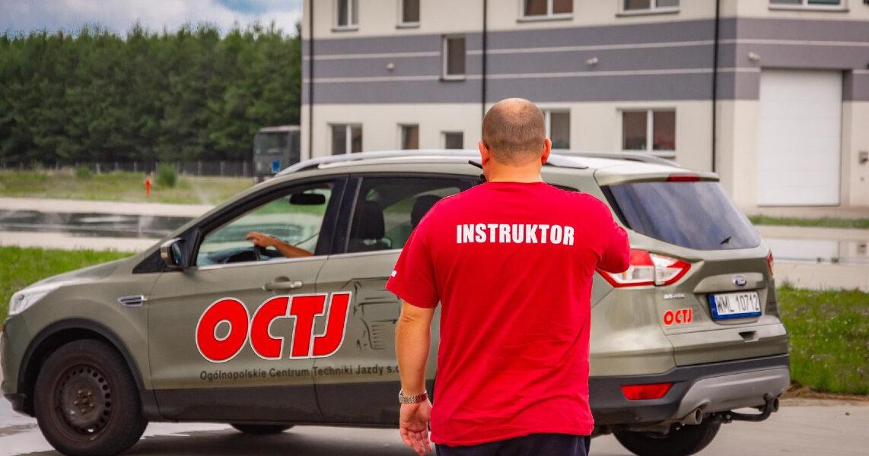 Instruktor Techniki Jazdy