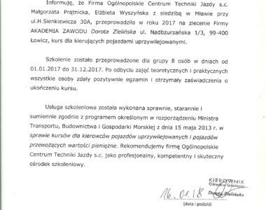 Akademia Zawodu Dorota Zielińska
