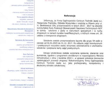 """Rada Łomżyńska """"NOT"""""""
